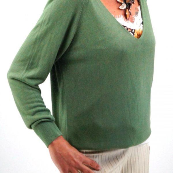 pullover-shirt-feinstrick-mara-grün_seniera-design_mi-sabor