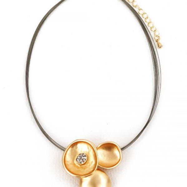 Halskette Gold, Seniera.design