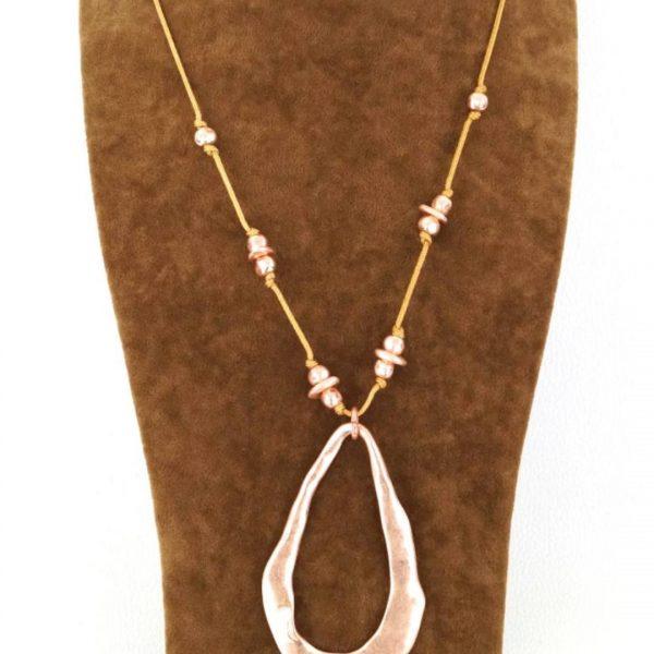 Halsketten Tropfen seniera.design